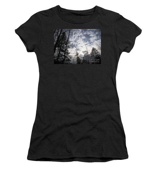 The Devic Pool 3 Women's T-Shirt (Junior Cut) by Melissa Stoudt