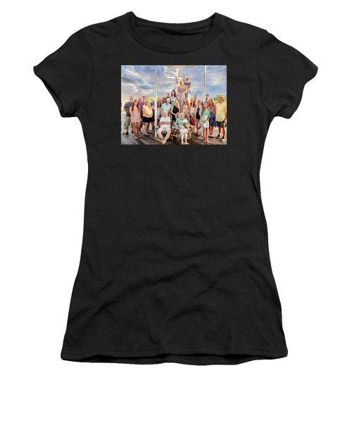 The Dezzutti Family Women's T-Shirt