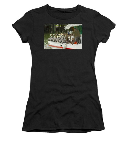 The Diner Women's T-Shirt (Athletic Fit)