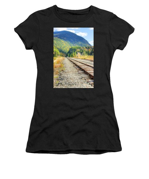 The Disappearing Railroad Women's T-Shirt