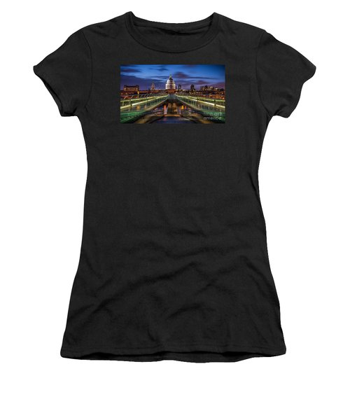 The Dome Women's T-Shirt (Athletic Fit)