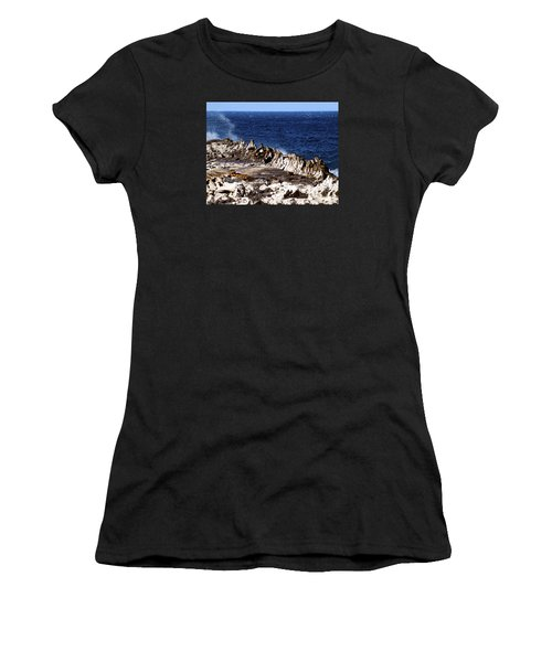 The Dragons Teeth II Women's T-Shirt (Athletic Fit)