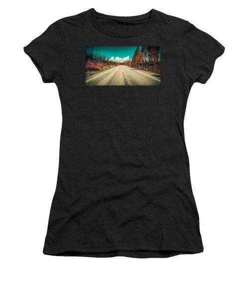 The Dried County Women's T-Shirt