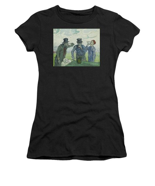 The Drinkers Women's T-Shirt
