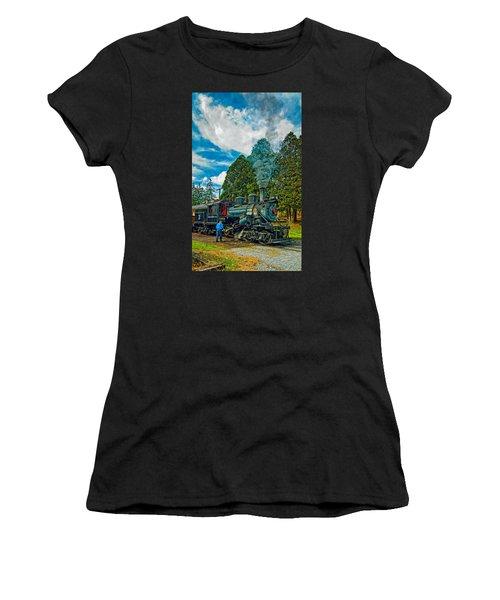 The Durbin Rocket Women's T-Shirt