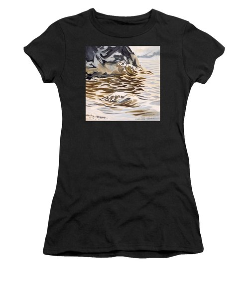 The Eagles Nest At Gower Point Women's T-Shirt