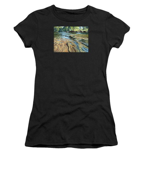 The East Dart River Dartmoor Women's T-Shirt