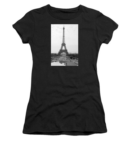 The Eiffel Tower Women's T-Shirt