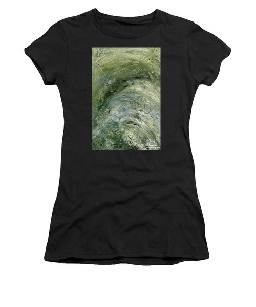The Elements Water #6 Women's T-Shirt (Athletic Fit)