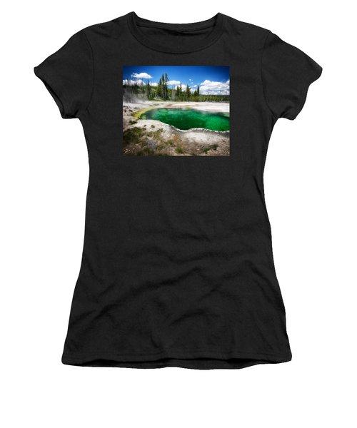The Emerald Eye Women's T-Shirt