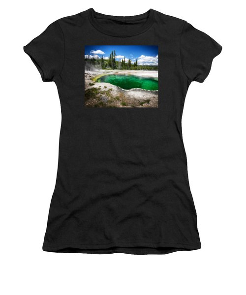 The Emerald Eye Women's T-Shirt