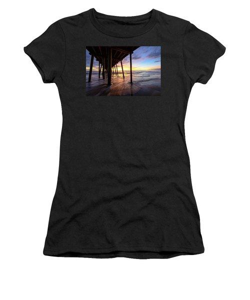 The Enchanted Pier Women's T-Shirt