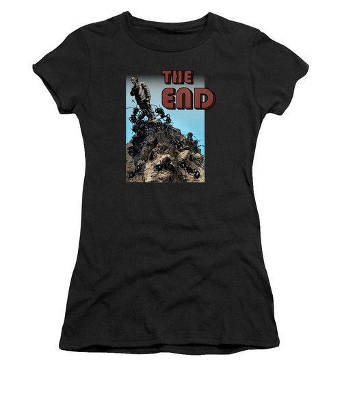 The End Women's T-Shirt