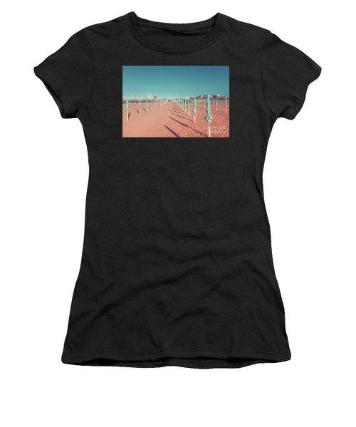 The End Of Summer Season  Women's T-Shirt