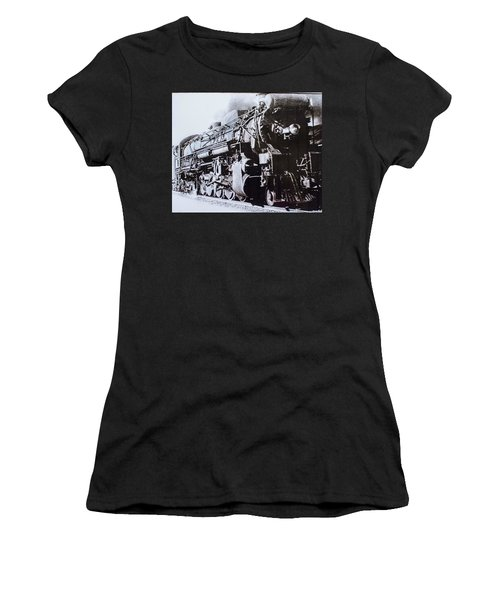 The Engine  Women's T-Shirt (Athletic Fit)