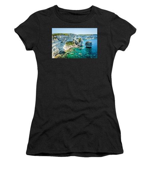 The Erosion Women's T-Shirt