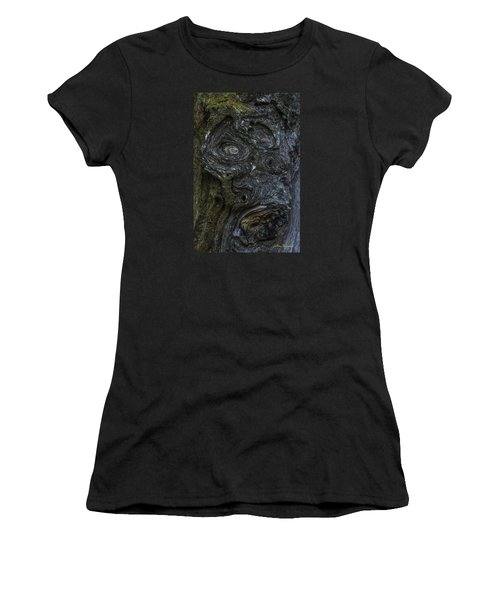 The Face Signed Women's T-Shirt