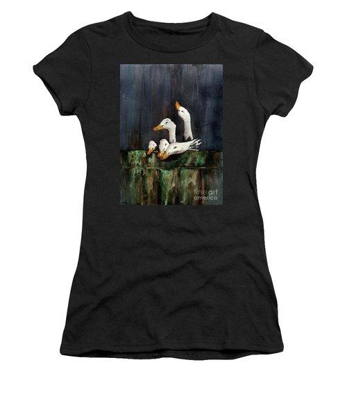 The Family Portrait Women's T-Shirt