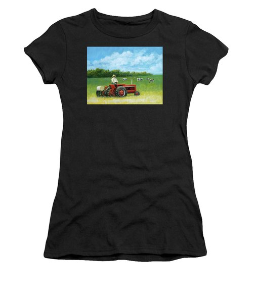 The Farmer Women's T-Shirt