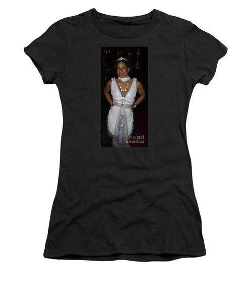 The Fit Goddess Women's T-Shirt (Junior Cut) by Talisa Hartley