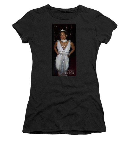 The Fit Goddess Women's T-Shirt (Athletic Fit)