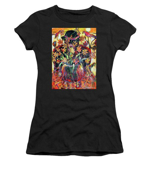 The Flower Arranger Women's T-Shirt