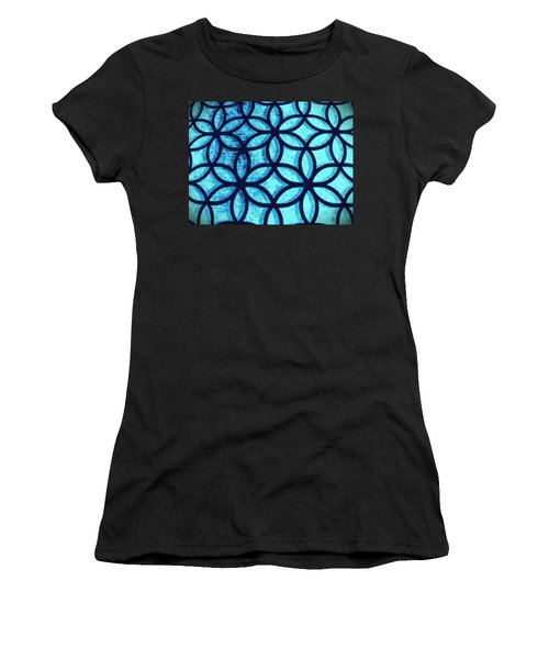 The Flower Of Life Women's T-Shirt (Athletic Fit)