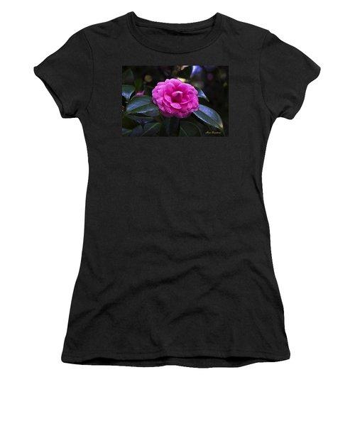 The Flower Signed Women's T-Shirt