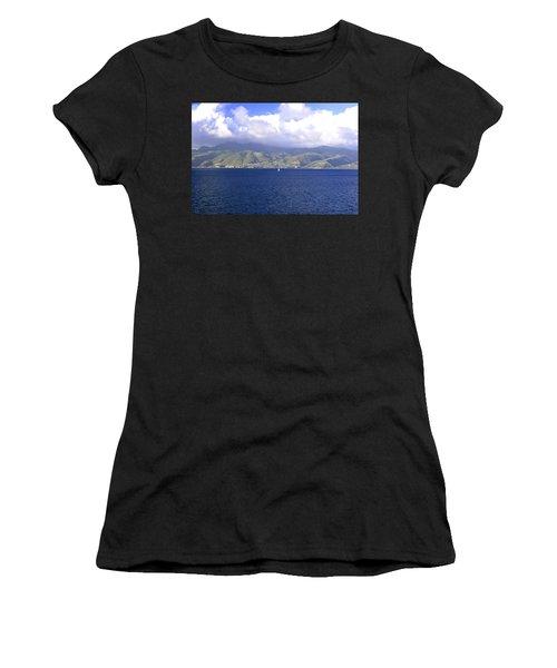 The Fog Lifts Women's T-Shirt