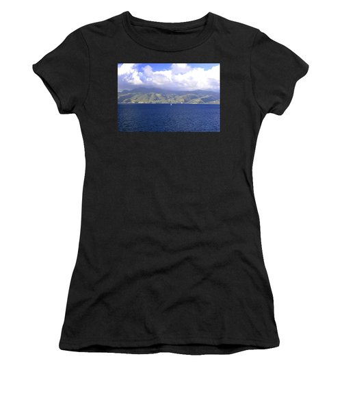 The Fog Lifts Women's T-Shirt