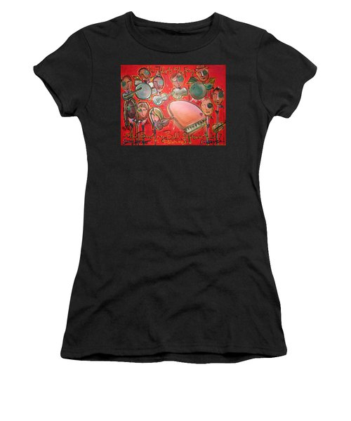 The Fray And The Flobots Women's T-Shirt