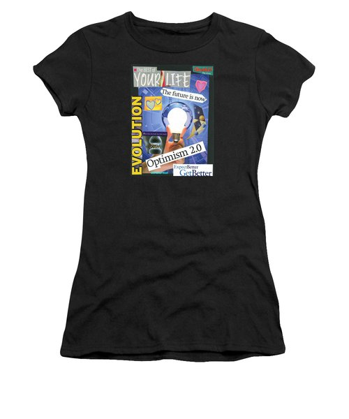 The Future Is Now Women's T-Shirt