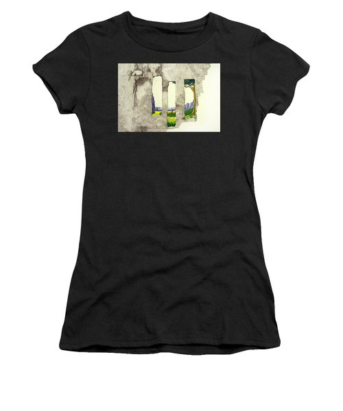 The Garden Women's T-Shirt (Athletic Fit)