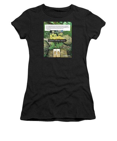 The Garden Of The Soul Women's T-Shirt