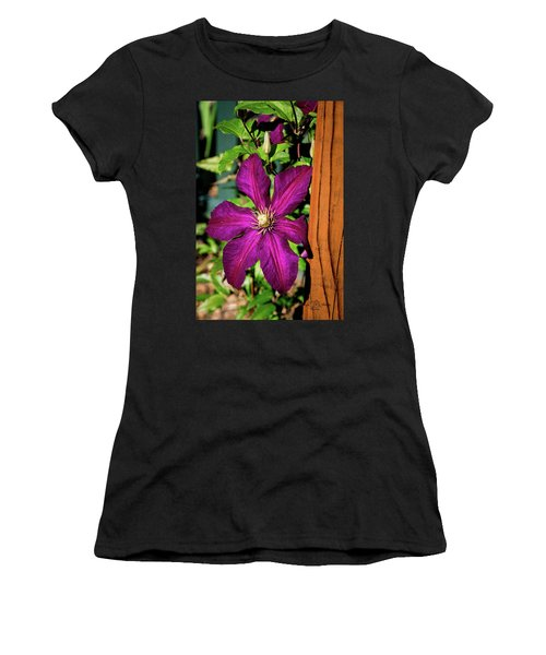 The Garden Wall Women's T-Shirt (Athletic Fit)