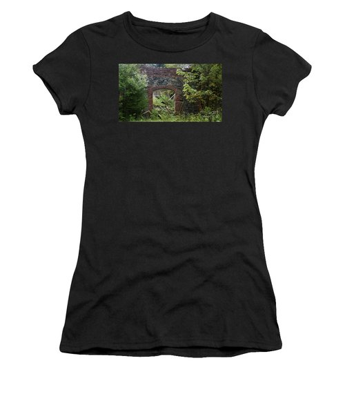 The Gate Into Nothingness Women's T-Shirt