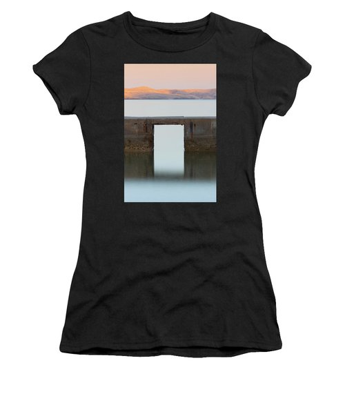 The Gate Of Freedom Women's T-Shirt