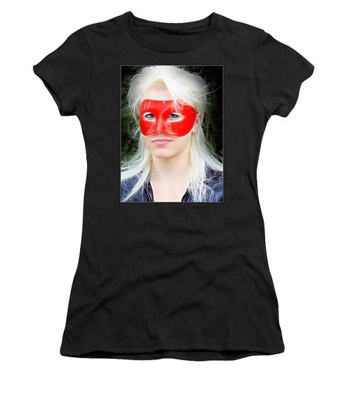 The Gaze Of A Heroine Women's T-Shirt