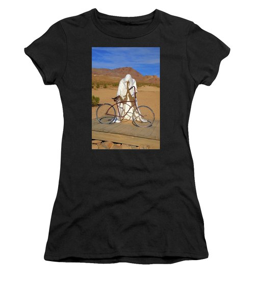 The Ghost Rider Women's T-Shirt (Athletic Fit)