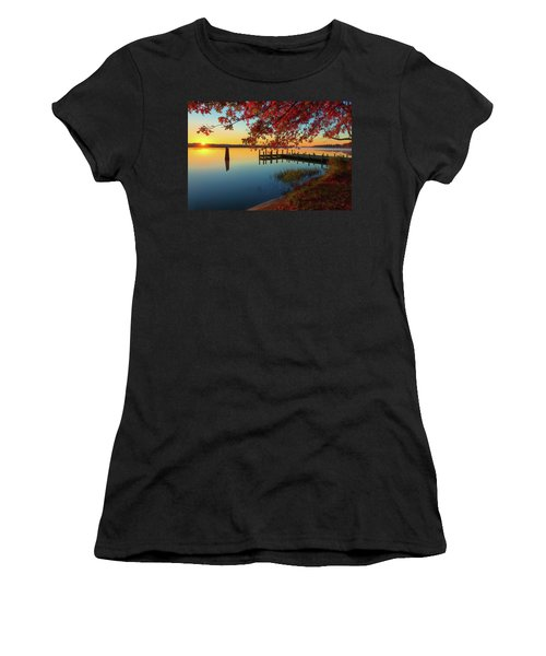The Glassy Patuxent Women's T-Shirt