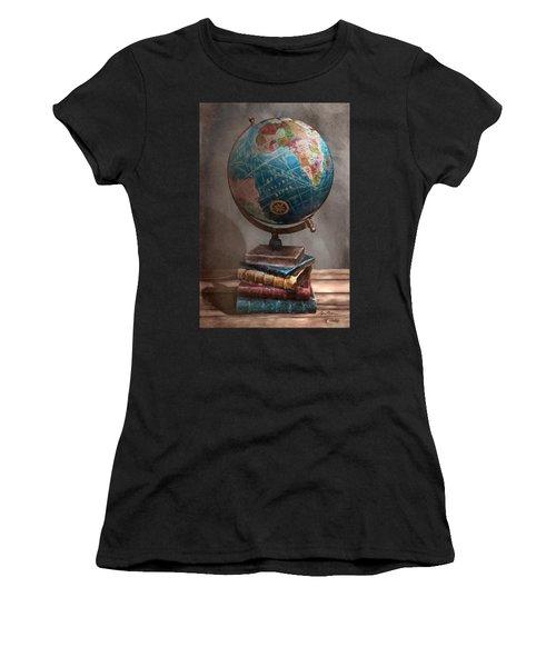 The Globe Women's T-Shirt