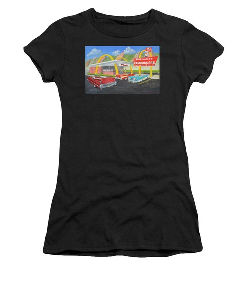 The Golden Age Of The Golden Arches Women's T-Shirt