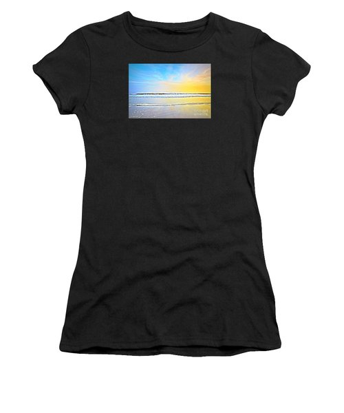 The Golden Hour Women's T-Shirt (Athletic Fit)