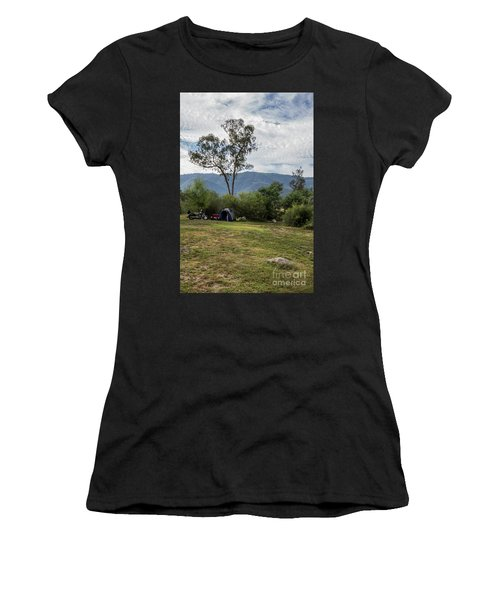 The Good Life Women's T-Shirt (Athletic Fit)