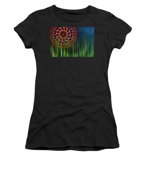 The Grass Is Always Greener Women's T-Shirt (Athletic Fit)