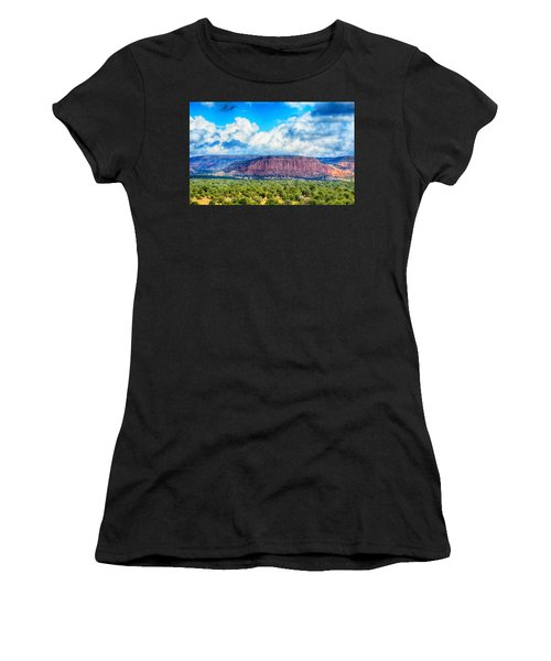 The Great Divide Women's T-Shirt