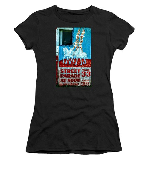 The Greatest Show On Earth Women's T-Shirt