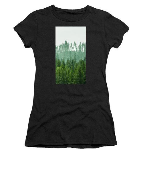 The Green And The Not So Green Women's T-Shirt