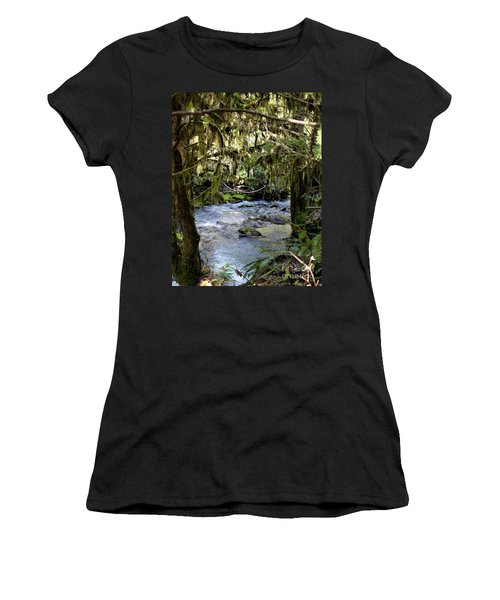 The Green Seen Women's T-Shirt
