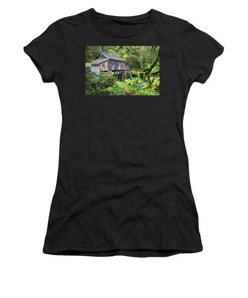 The Grist Mill, Amboy Washington Women's T-Shirt
